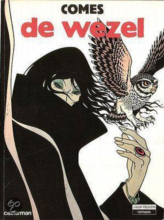 De wezel - Dieter Hermann ComÈS   Fthsonline.com