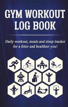 Gym Workout Log Book