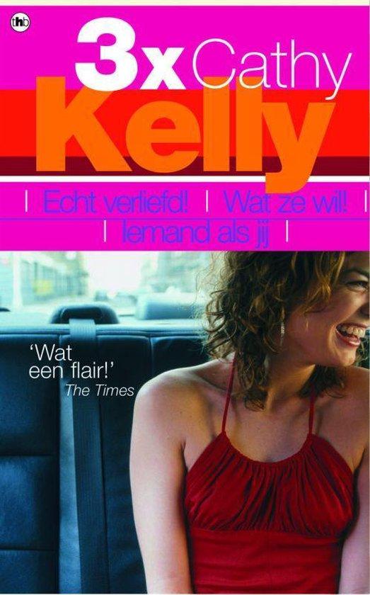 3x Cathy Kelly - C. Kelly  
