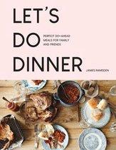 Omslag Let's Do Dinner