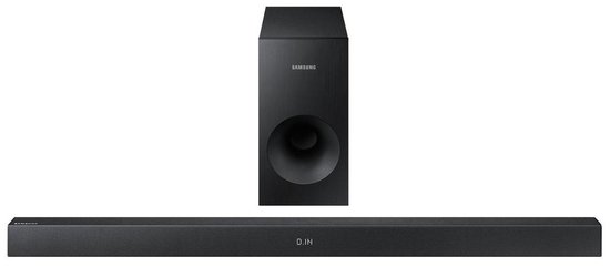 Samsung HW-K335 - Soundbar met Subwoofer - Zwart