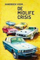 Boek cover Handboek voor de midlife crisis van Jason Hazely