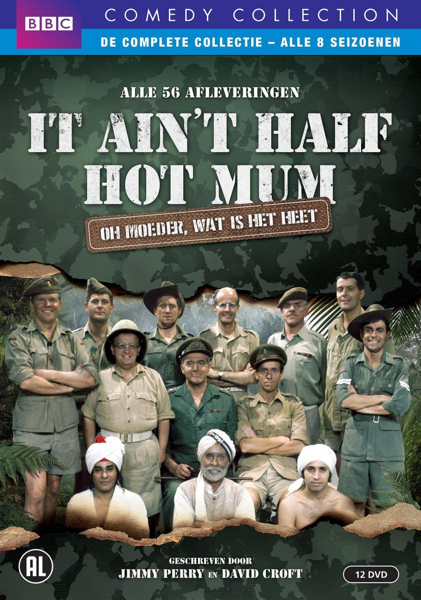 It Ain'T Half Hot Mum - Tv Series