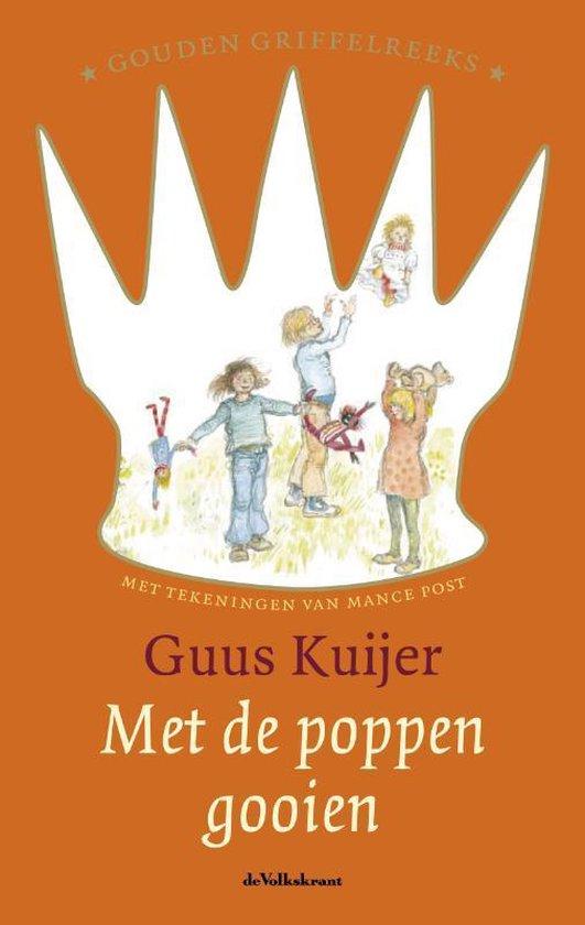 Met De Poppen Gooien - Guus Kuijer |