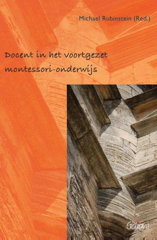 Docent in het voortgezet montessori-onderwijs - Michael Rubinstein |