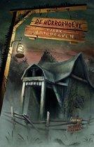 Boek cover De engste serie ooit 3 -   De horrorhoeve van Tjerk Noordraven