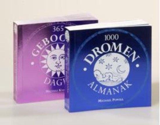 Cover van het boek '1000 dromen-almanak' van M. Powell