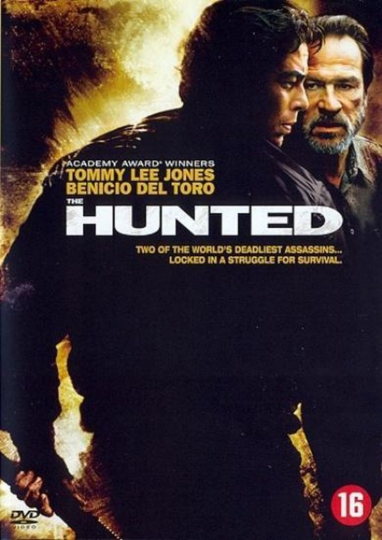 Cover van de film 'The Hunted'