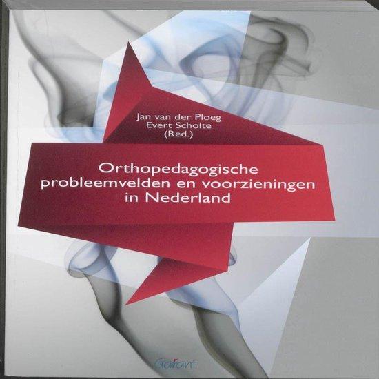 KOP-Serie 30 - Orthopedagogische probleemvelden en voorzieningen in Nederland - none  