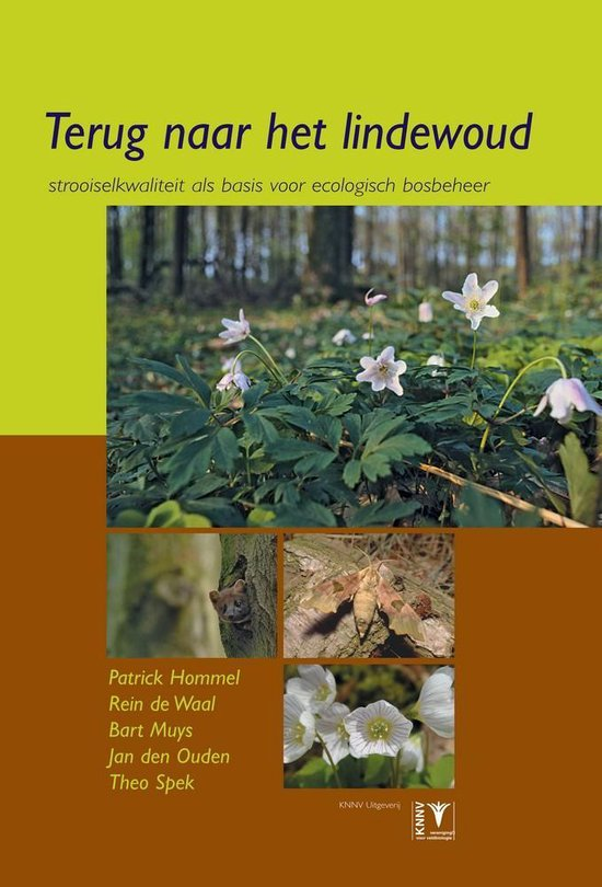 Terug naar het lindewoud - Patrick Hommel  