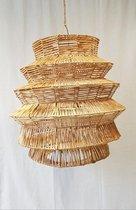 bamboe- lampenkap- Bali-Goeds - Zig-Zag