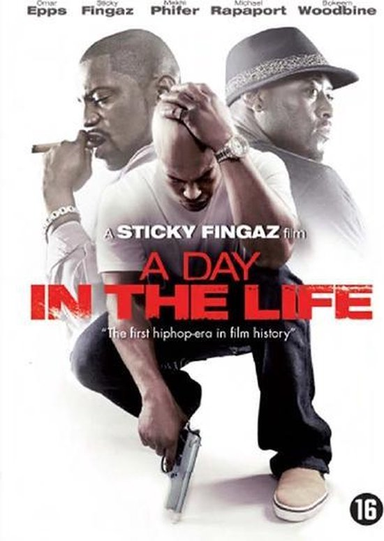 Cover van de film 'A Day In The Life'