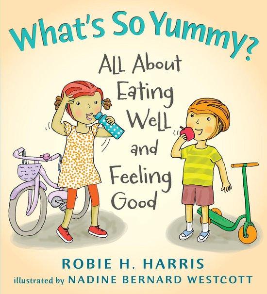 Boek cover Whats So Yummy? van Robie H. Harris (Hardcover)