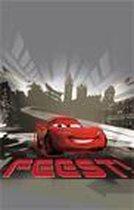 Uitnodigingskaarten Disney's Cars (6 kaartjes)