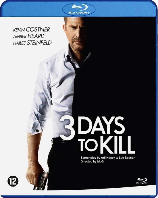 Cover van de film '3 Days To Kill'