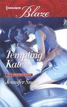 Omslag Tempting Kate