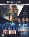 Arrival - Life - Passengers (4K UHD Blu-ray Box)