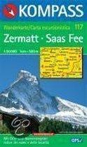 Zermatt-saas fee (gps)