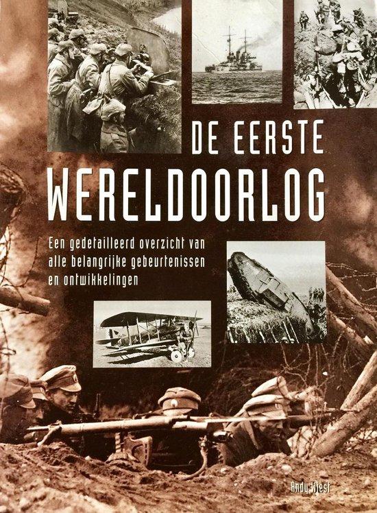 De eerste wereldoorlog - Andy Wiest |
