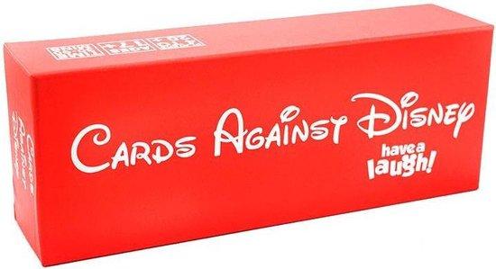 Afbeelding van het spel Cards Against Disney Engels Party Spel ADULT