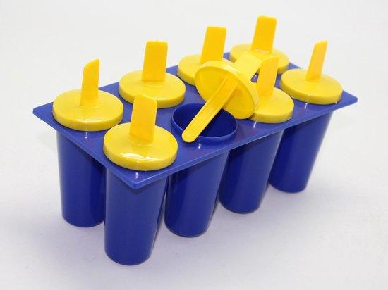 IJslolly vorm - zelf ijs maken - 8 stuks