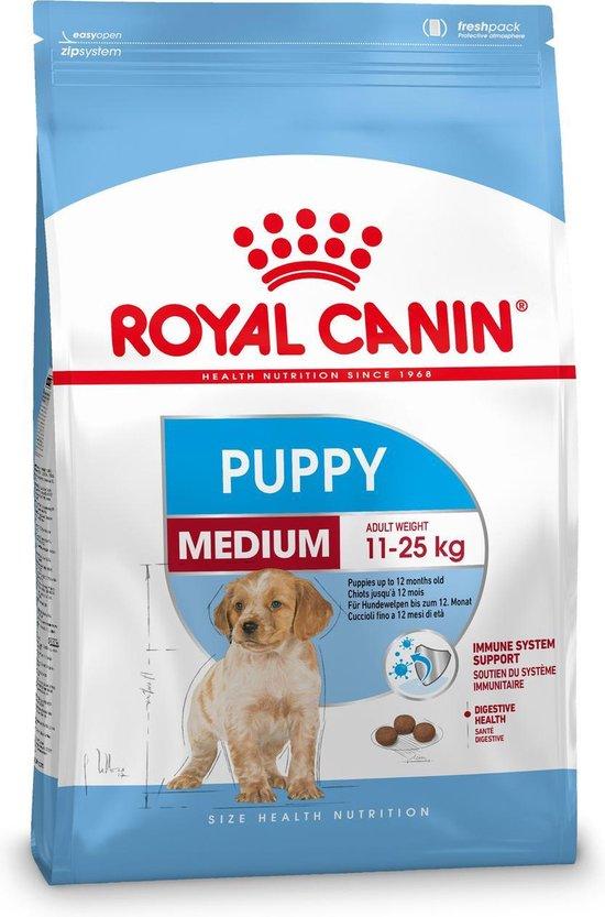 Royal Canin - Medium puppy - Hondenvoer - 4 kg