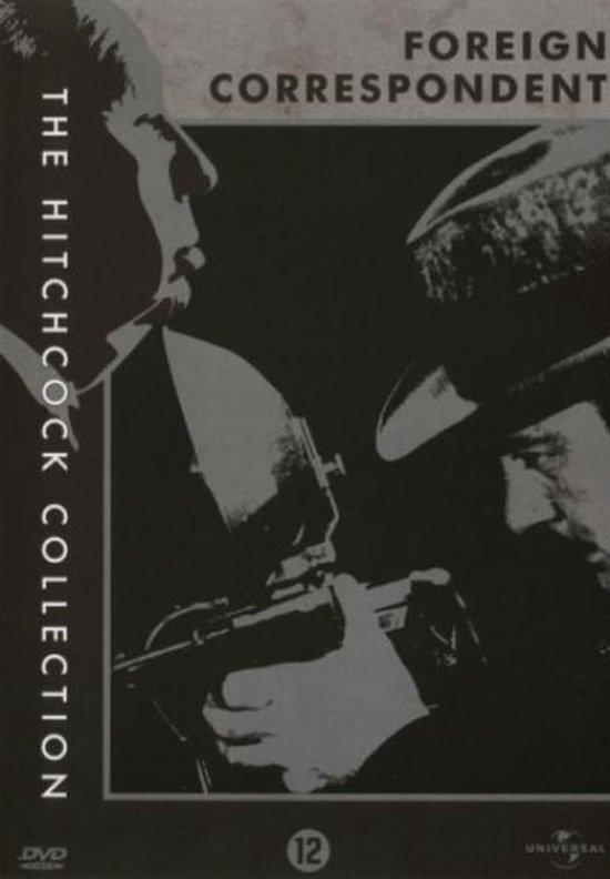 Cover van de film 'Foreign Correspondent'