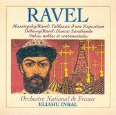 Mussorgsky/Ravel: Tableaux d'une Exposition; Debussy/Ravel: Danse; Ravel: Sarabande