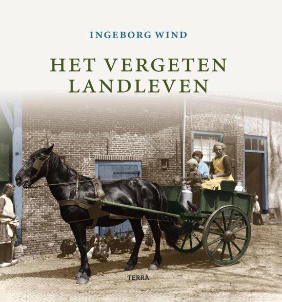Cover van het boek 'Het vergeten landleven'