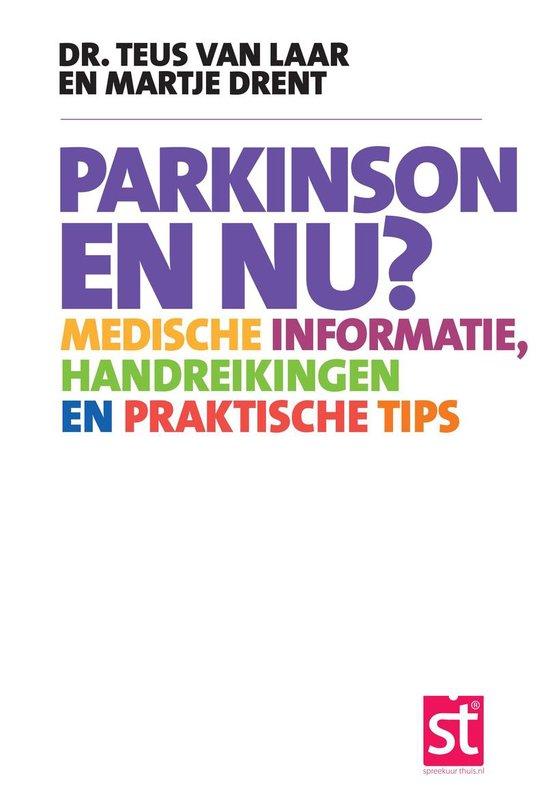 Spreekuur thuis - Parkinson en nu? - Teus van Laar | Fthsonline.com