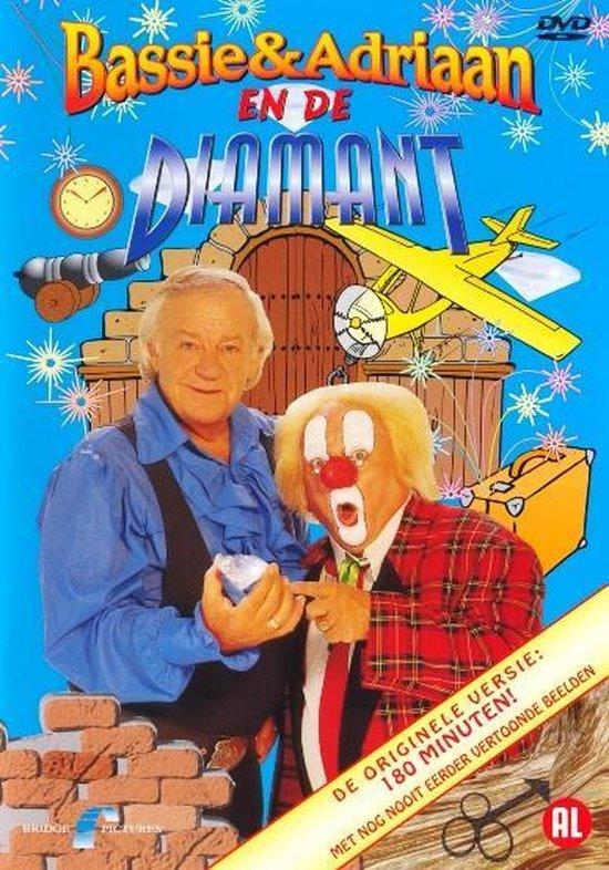 Cover van de film 'Bassie & Adriaan -De Diamant'