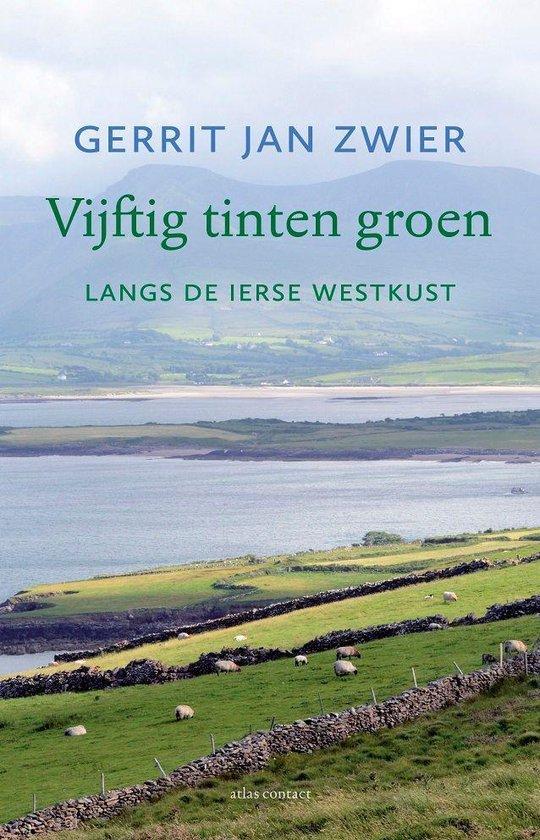 Vijftig tinten groen - Gerrit Jan Zwier |