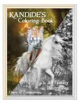 Kandide's Coloring Book