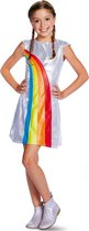 K3 jurkje Regenboog 6-8 jaar - Verkleedjurk