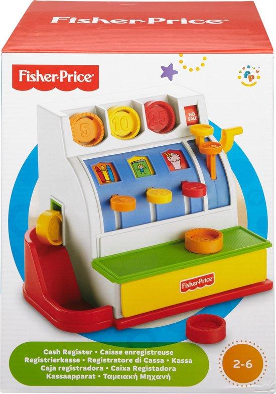 Fisher-Price Kassa