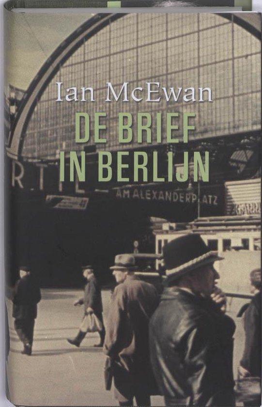 De brief in Berlijn - Ian McEwan |