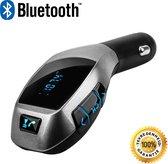 Bluetooth FM Transmitter Radio Adapter Car Kit