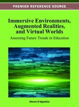 Immersive Environments, Augmented Realities, and Virtual Worlds