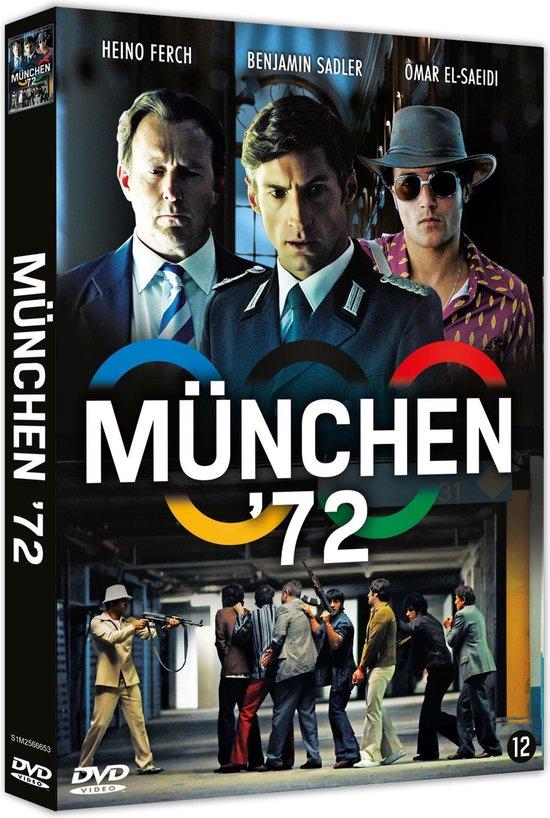 Cover van de film 'München '72'