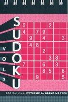 Sudoku Vol. 3