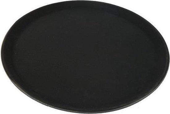 Vdm Dienblad Polypropyleen 35 Cm Zwart