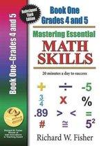 Mastering Essential Math Skills Book 1 Grades 4-5