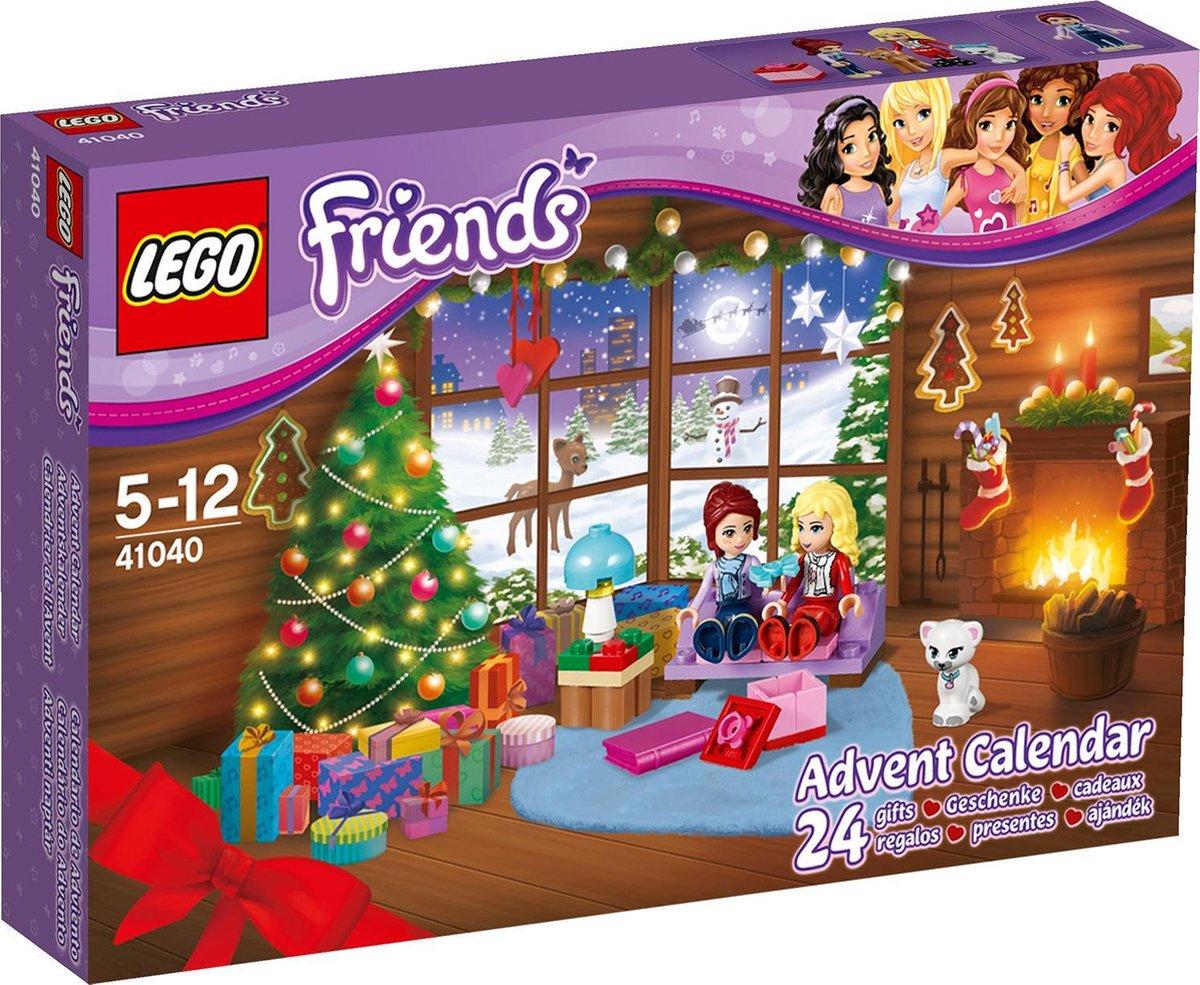 LEGO 41040 Adventskalender 2014, Friends