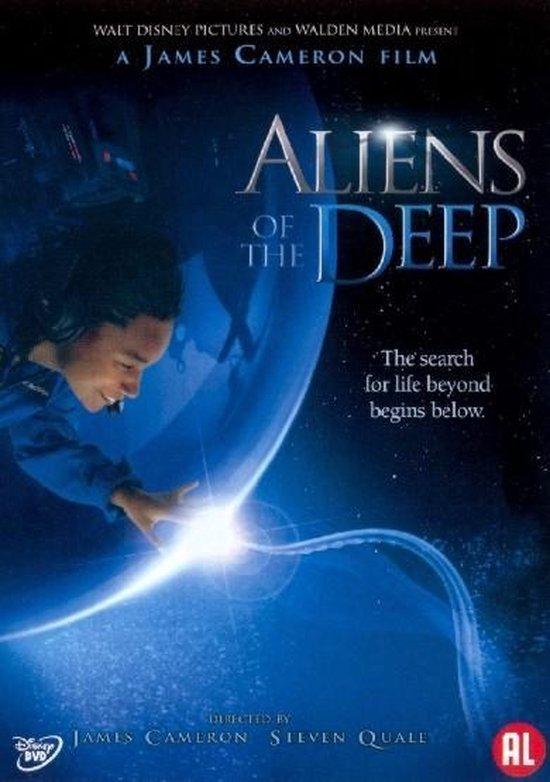 Cover van de film 'Aliens Of The Deep'