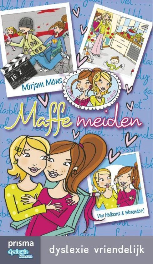 Maffe meiden - Mirjam Mous pdf epub