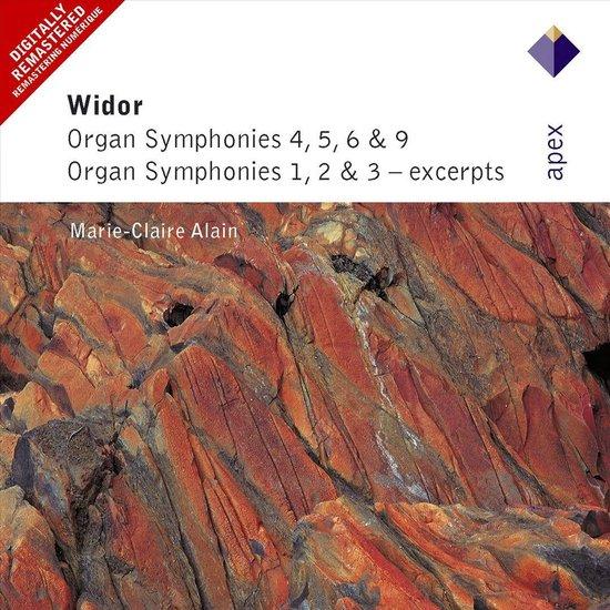 Widor Organ Symphonies