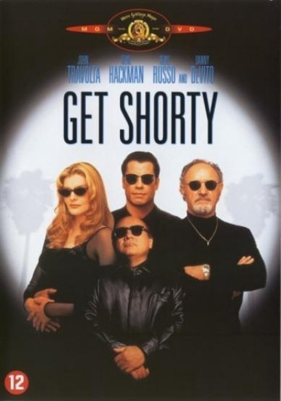 Cover van de film 'Get Shorty'