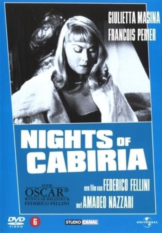Cover van de film 'Nights Of Cabiria'