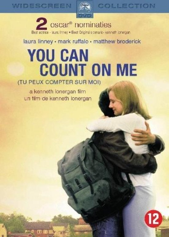 Cover van de film 'You Can Count On Me'