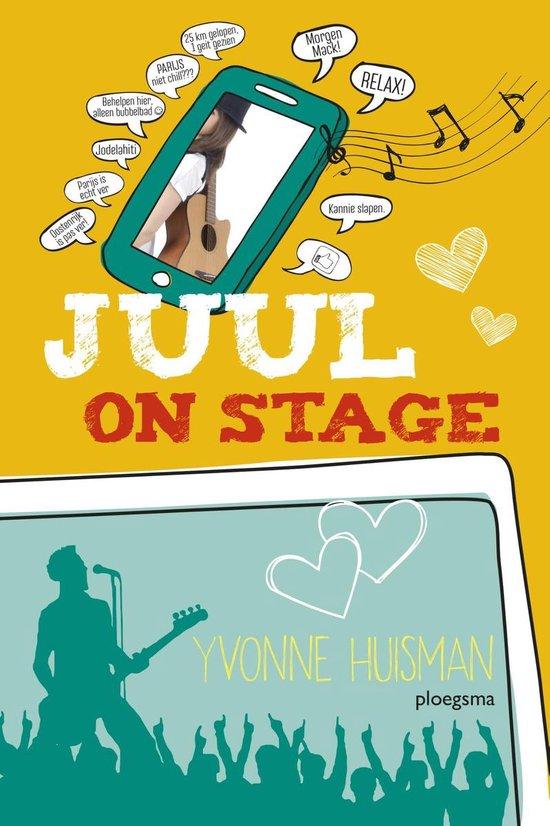 Juul on stage - Yvonne Huisman pdf epub